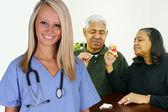 Home Health Care — Stock Photo