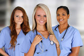 Nurses — Stock Photo