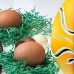 Pasqua - easter eggs — Stock Photo #11733657