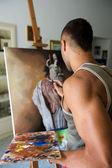 Dipingere — Stock Photo
