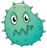 Germ — Stock Vector