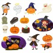 Halloween — Stock Vector #10947194
