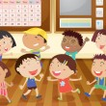 Classroom — Stock Vector #11052262