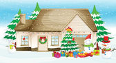 Navidad — Vector de stock