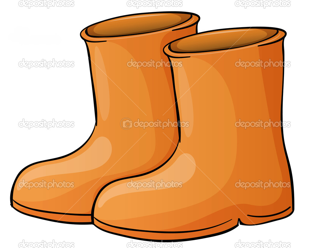 Illustration of a pait of boots — Stock Vector #11052246