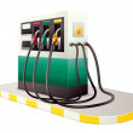 ������, ������: Petrol dispenser unit