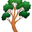 Tree — Stockvector #11323926