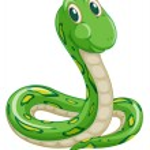 Постер, плакат: Snake