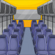 Постер, плакат: Vehical seat arrangement
