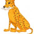 Leopard — Stock Vector #11882409