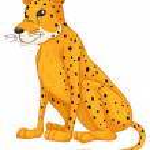 Cheetah — Stock Vector #12139074