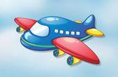 Air plane — Stock Vector
