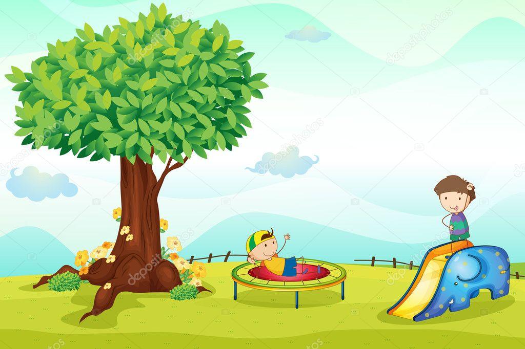Картинки для детей на природе