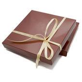Sweet gift — Stock Photo