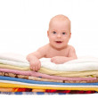 newborn baby — Stock Photo