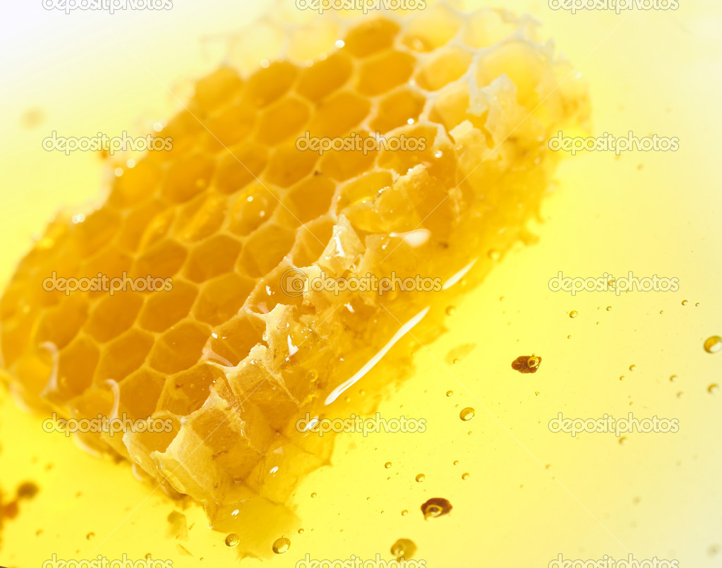 Honeycomb flow — Stockfoto #11087546