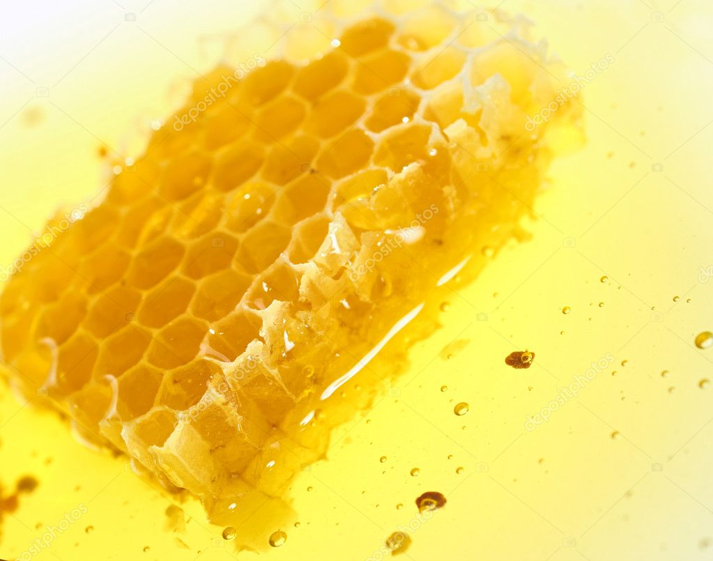 Honeycomb flow — Stock Photo #11087546