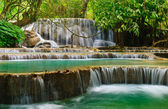 Kuang Si Waterfall, Luang prabang, Laos — Stock Photo