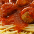 Постер, плакат: Spaghetti and Meatballs