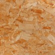 Oriented strand board background — Stock Photo