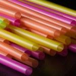 Plastic straws — Stock Photo #11407860
