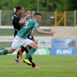 Kaposvar - Szombathely soccer game - Stock Photo