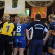 Feherep - Sparvagen handball game — Stockfoto #11094906