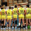 feherep - jeu de handball sparvagen — Photo