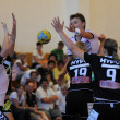 Siofok - Hypo NO handball game — Stockfoto