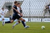 Kaposvar - jogo de futebol de zalaegerszeg — Foto Stock