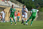 Kaposvar - paks sous 19 match de foot — Photo