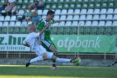 Kaposvar - paketleri altında 19 futbol oyunu — Stok fotoğraf