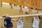 Ungersk junior volleyboll champinship — Stockfoto
