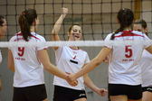 Hungarian junior volleyball champinship — Foto Stock