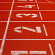Running Track — Stock Photo #11616697