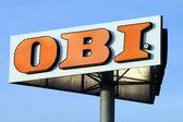Obi sign — Stock Photo