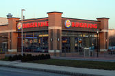 Burger King Szekesfehervar — Stock Photo