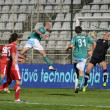 Kaposvar - Diosgyor soccer game - Stock Photo