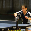 Kaposvar - Beremend table tennis game — Stock Photo #12091709