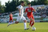Kaposvar - juego de futbol de debrecen — Foto de Stock