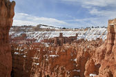 Rock formation in Bryce Canyon National Park, Utah, USA — Stock Photo