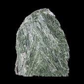 Actinolite verde cristallo — Foto Stock