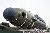 Submarino-avalon dsrv 2 — Foto de Stock