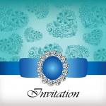 Invitation card — Stock Vector #11995091