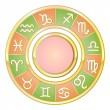 Astrology — Stock Vector