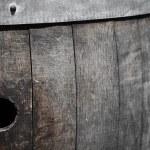 Wine Barrel Close Up — Stock Photo