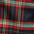 Plaid Scottish Kilt — Stock Photo #11059816