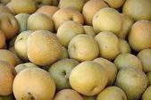 Asian Pears — Stock Photo