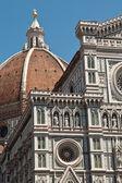 Duomo a firenze italia — Foto Stock