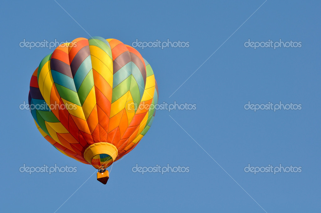 Hot Air Balloon — Stock Photo #11059784